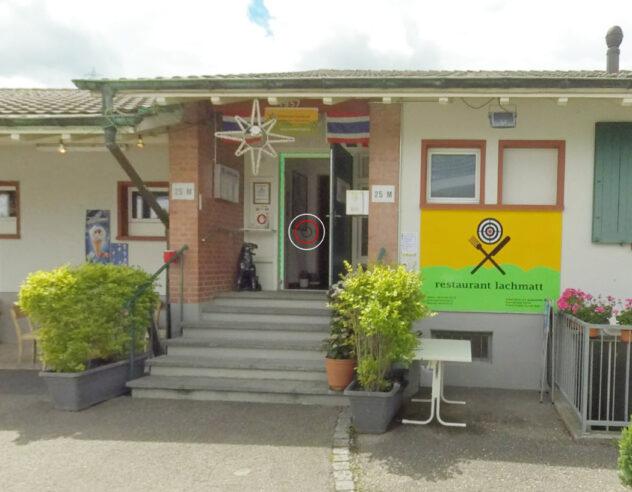 Virtuelle Tour Restaurant Lachmatt in Pratteln